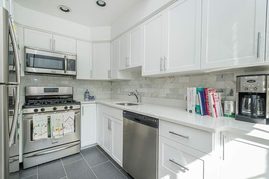 tenant turnover - metropolitan cabinets