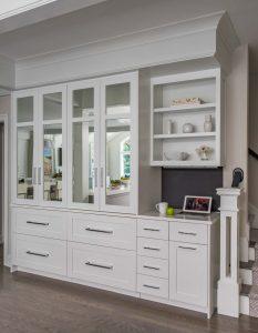 custom mirror cabinets
