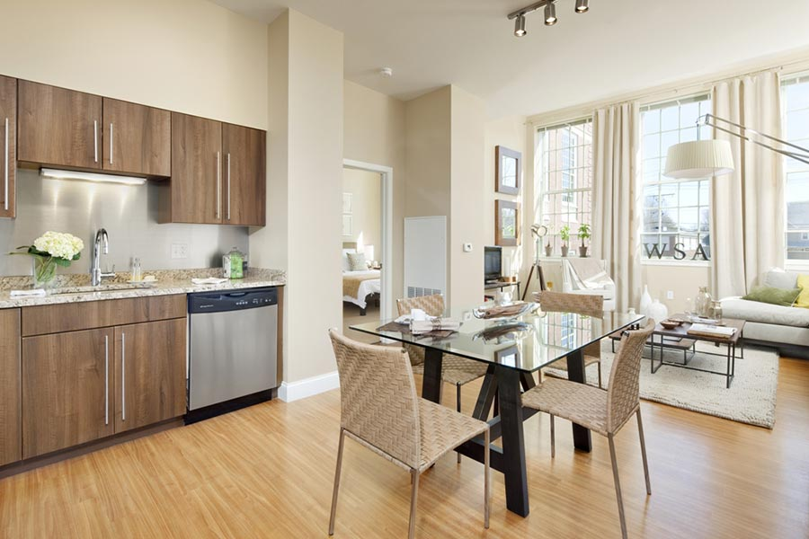 Reusing Kitchen Cabinets: Metropolitan Cabinets