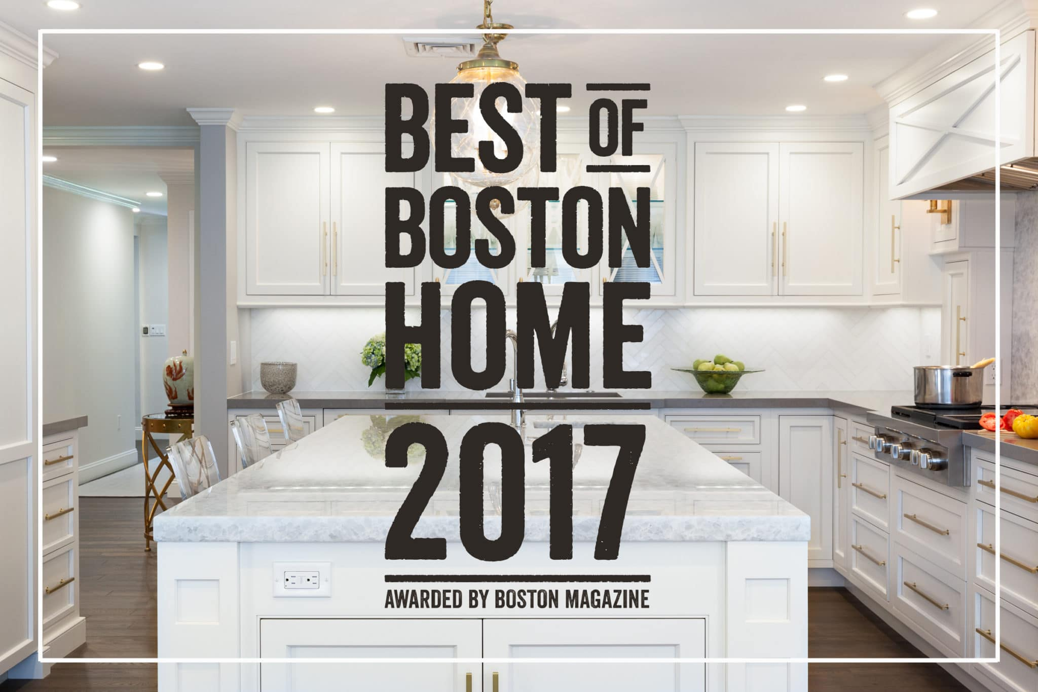 Kitchen cabinet refacing boston - Metropolitan Wins Best Of Boston Award