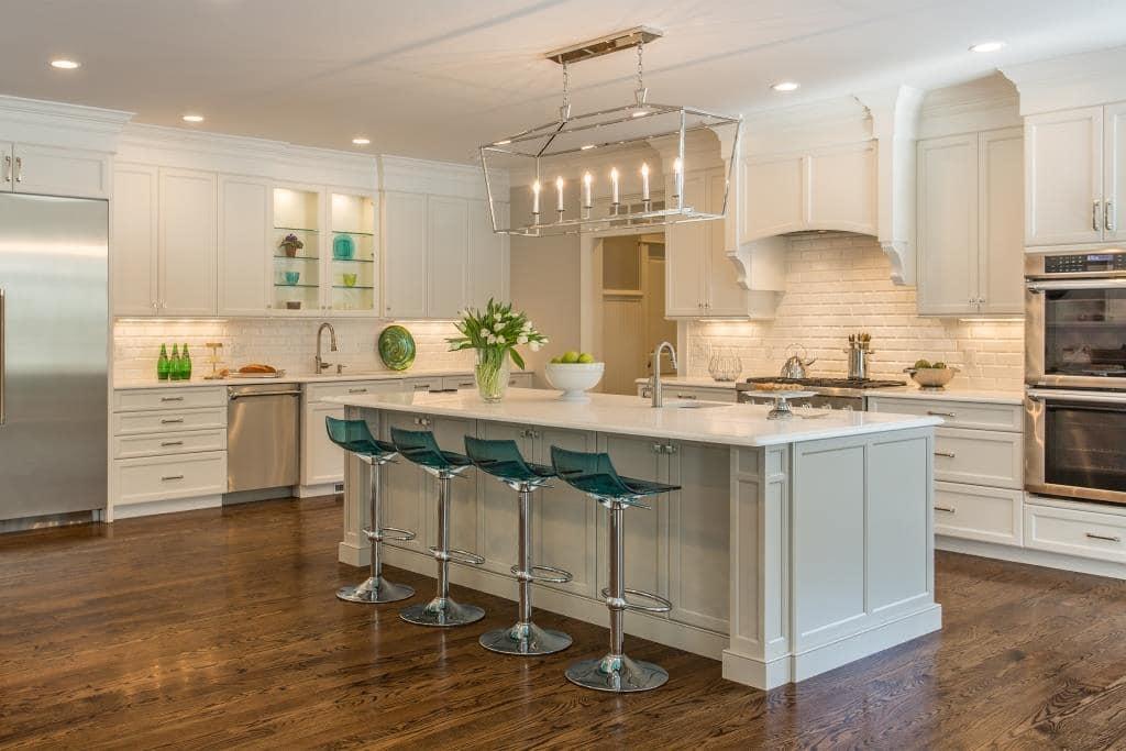 Custom massachusetts kitchen cabinets and countertops for Custom kitchen cabinets