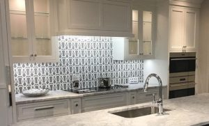 Top Tile Trends For Backsplashes In Kitchens And Bathrooms