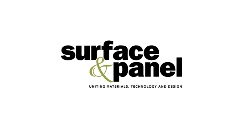 Metropolitan Featured In Surface Amp Panel Magazine