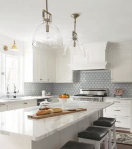 5 Kitchens with WOW Backsplashes - Metropolitan Cabinets