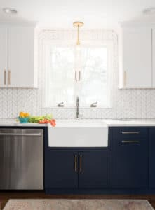 navy-kitchen-cabinets