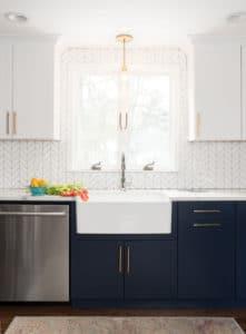 navy-kitchen-cabinets
