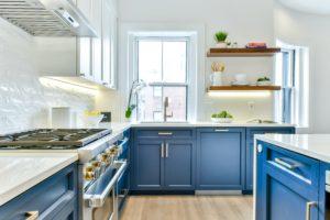 custom-blue-cabinets