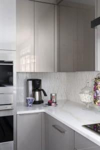 modern kitchen boston