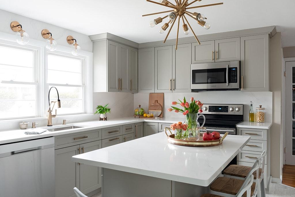Stone Options - Metropolitan Cabinets focus keywork