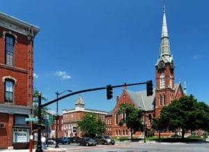 Natick Massachusetts Town Hall