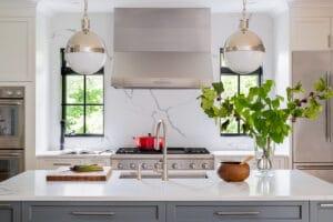 Transitional Kitchen Design Massachusetts